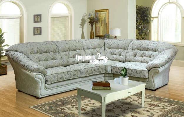 Набор мягкой мебели  Элегия М (Марсель)