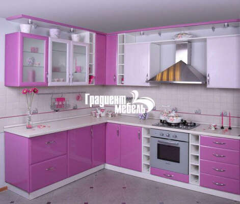 "Кухня из ПВХ пленка ""Маргарита 2"""